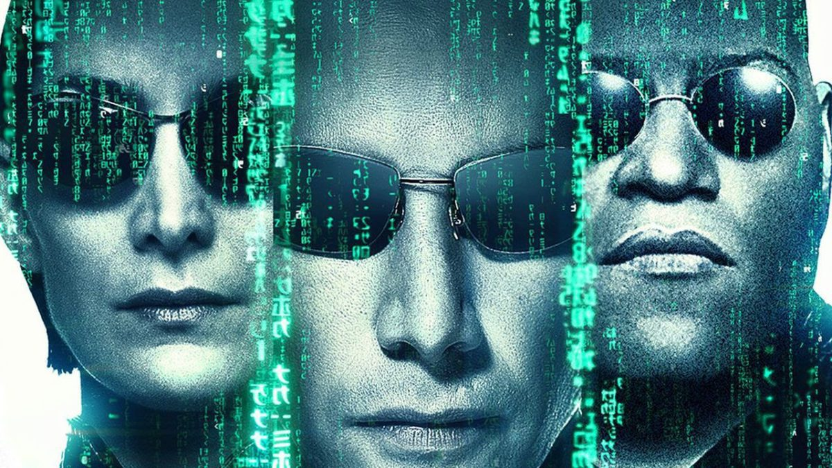 Matrix film saga