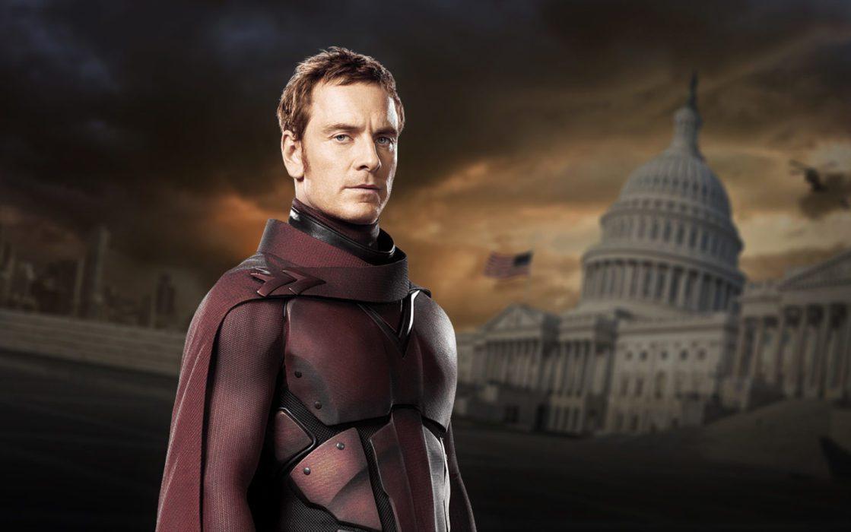 Michael Fassbender Magneto Marvel