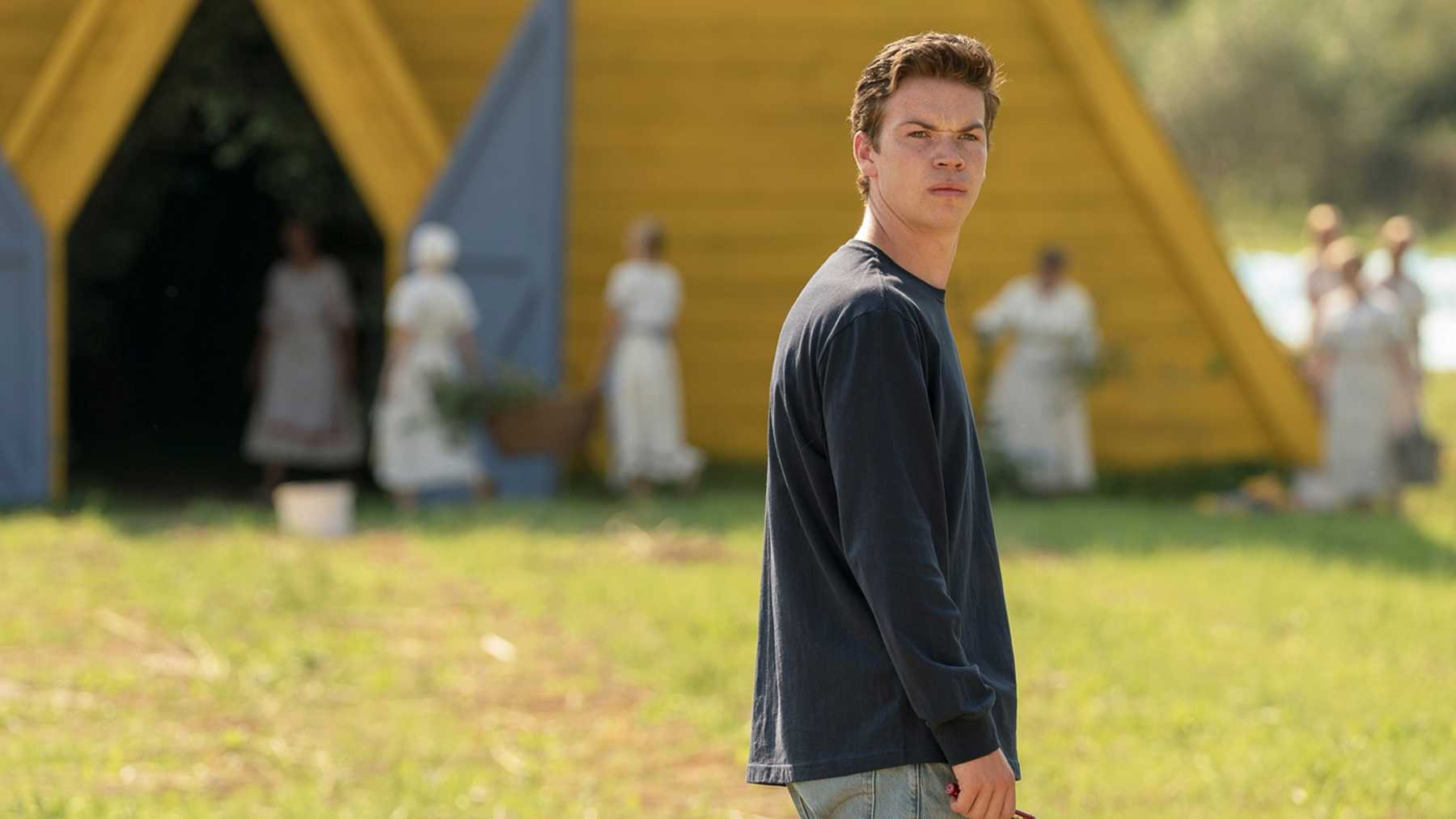 Will Poulter (film Midsomma)