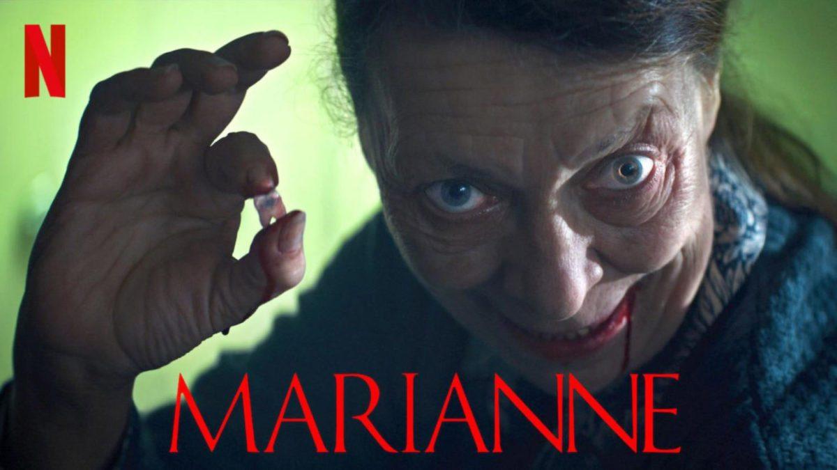 Marianne Netflix recensione