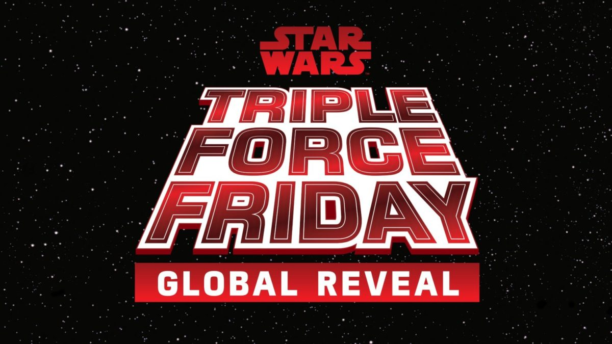 Star Wars - Triple Force Friday, il countdown in livestream dai Pinewood Studios