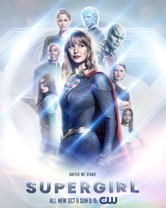 Supergirl quinta stagione poster