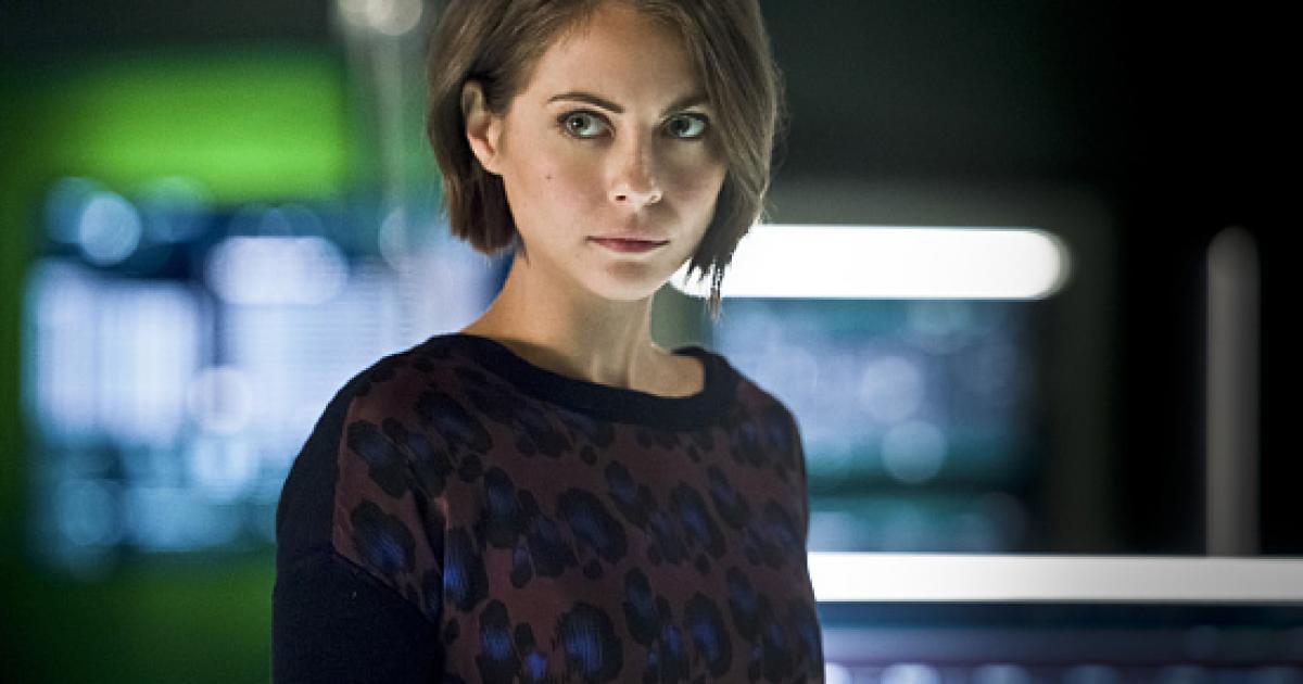 Willa Holland Arrow