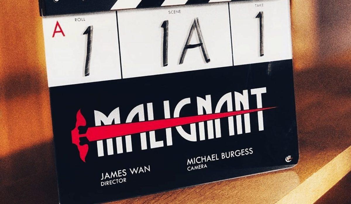 Malignant James Wan