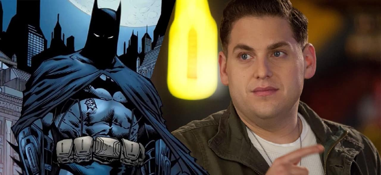 Jonah Hill batman