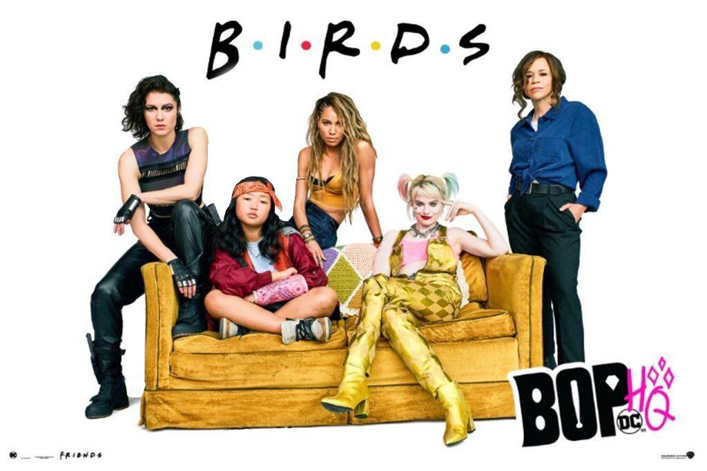 Birds of Prey Film