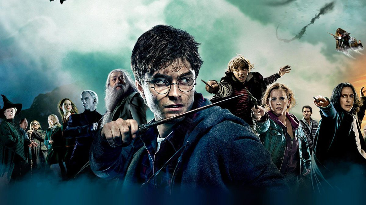 Harry Potter Serie tv