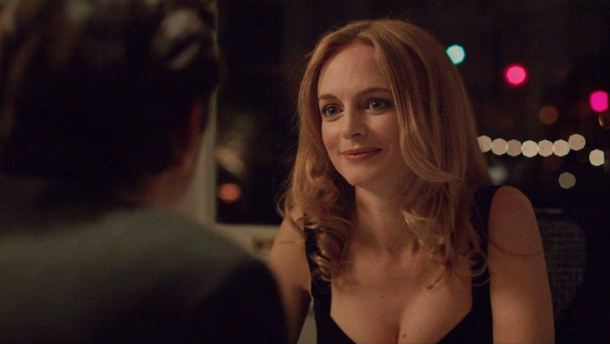 heather graham attrice