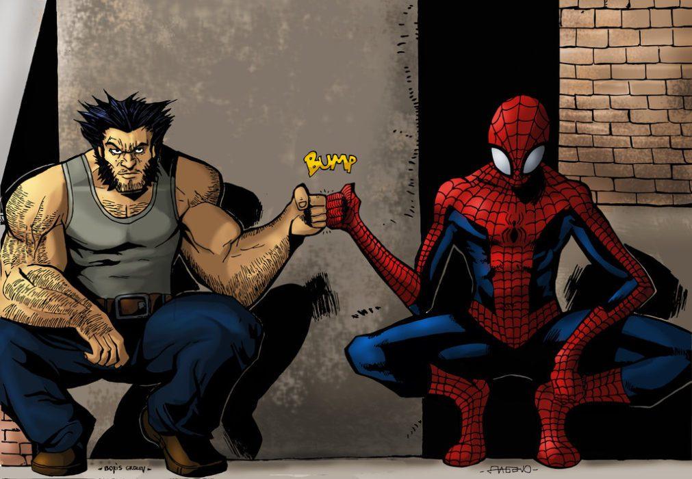 Spider-Man e Wolverine film
