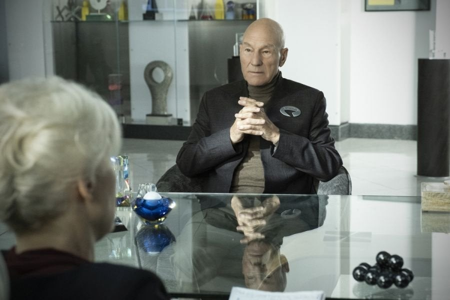 Star Trek Picard Serie Tv Commento