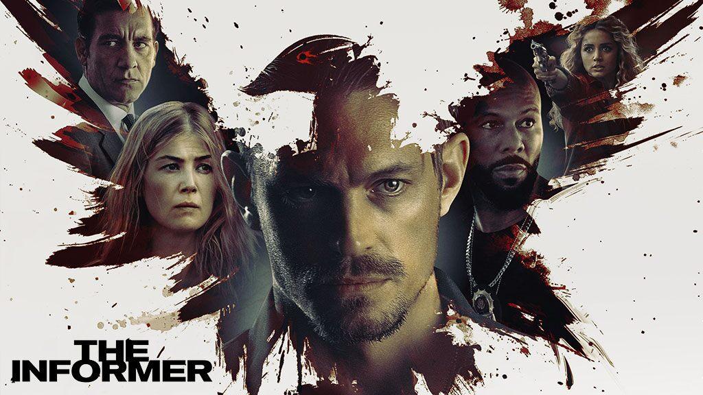 The Informer film 2019