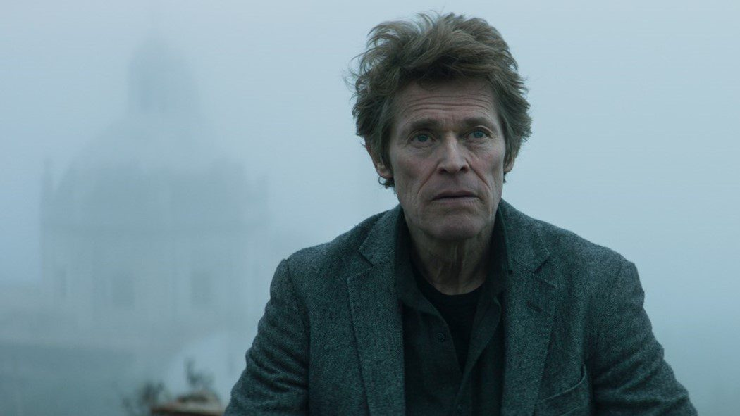 Willem Dafoe Nightmare Alley