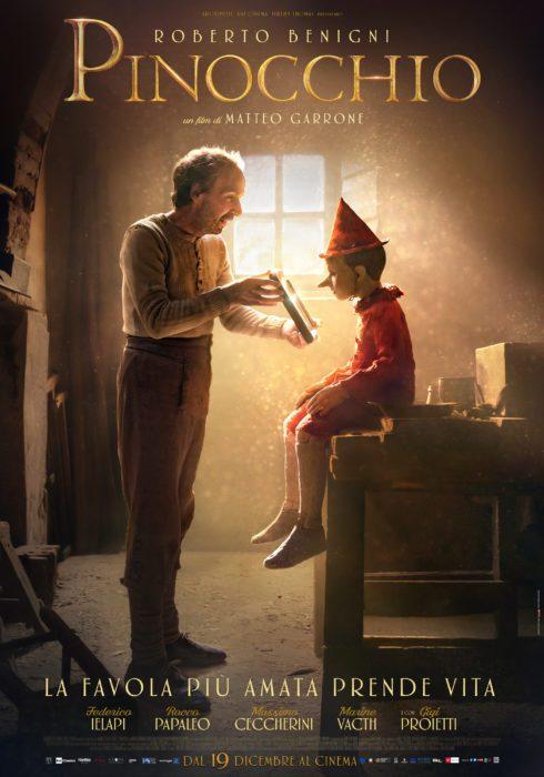 Pinocchio Film Poster