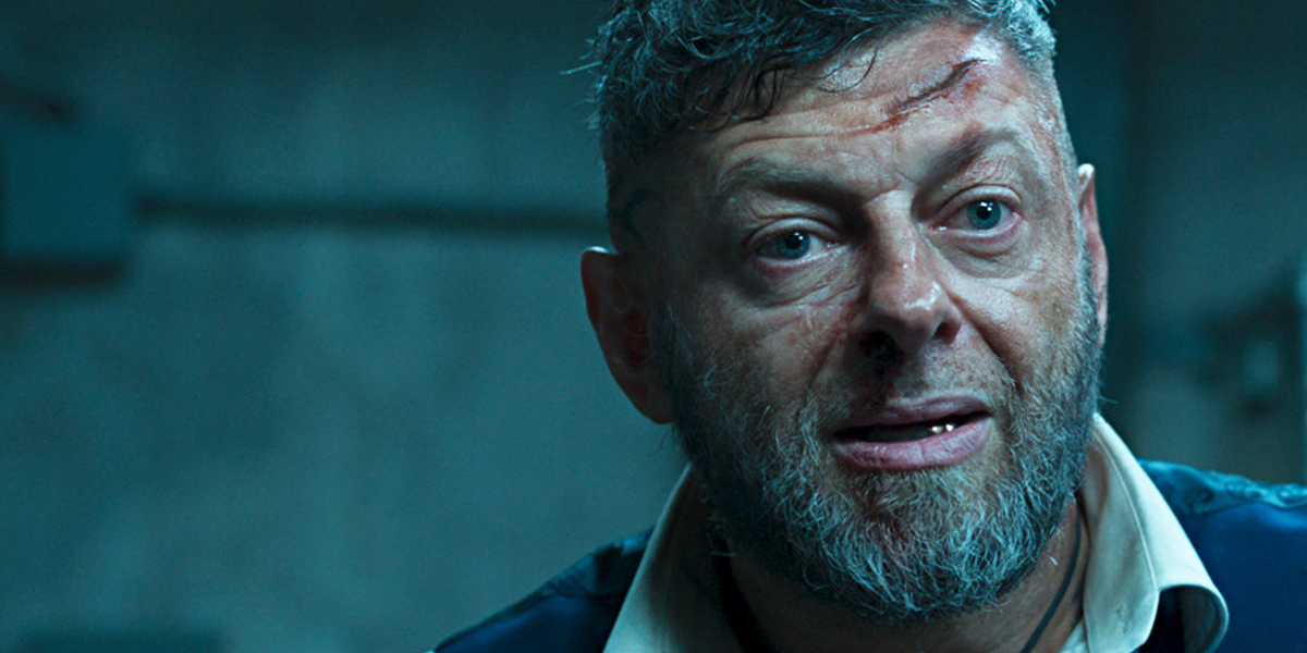Andy Serkis batman