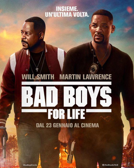 bad boys for life poster ita