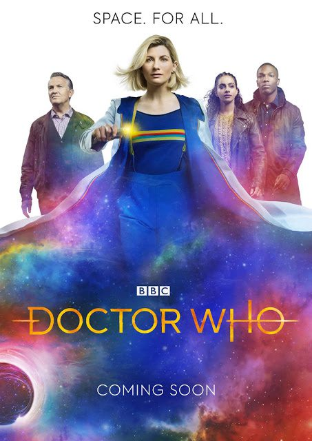 doctor who 12 poster