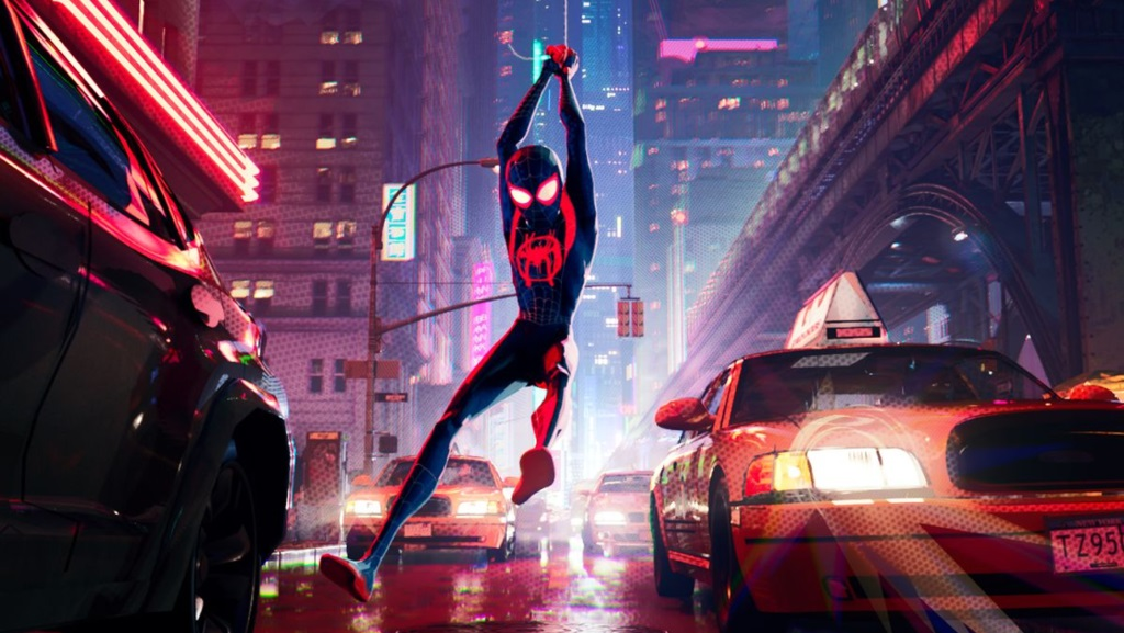 peter ramsey spider-man