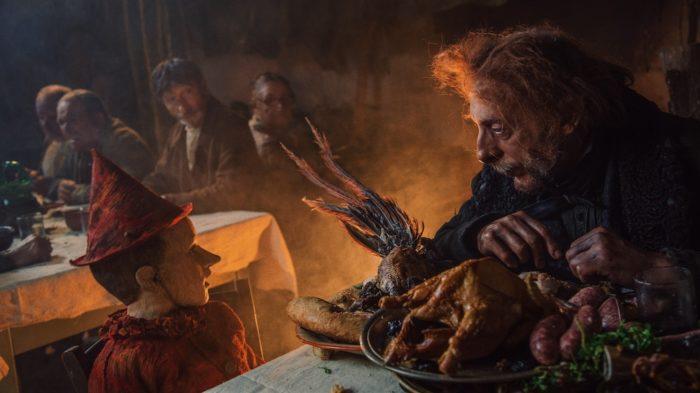 Poster e nuove foto da Pinocchio, la versione di Matteo Garrone