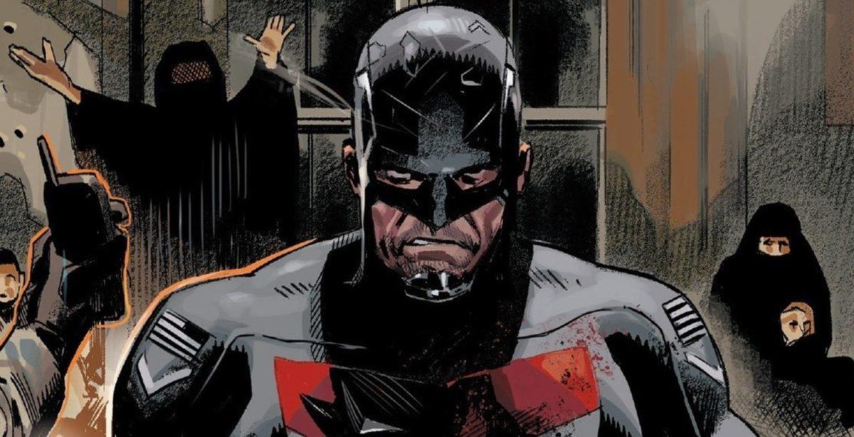 US Agent Marvel