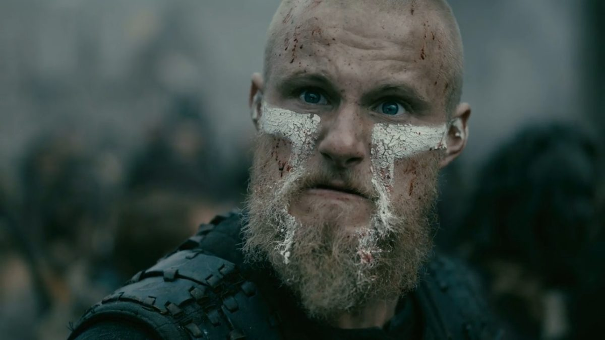 vikings serie tv