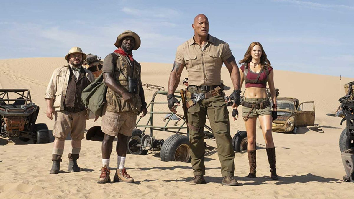 Jumanji The Next Level Recensione