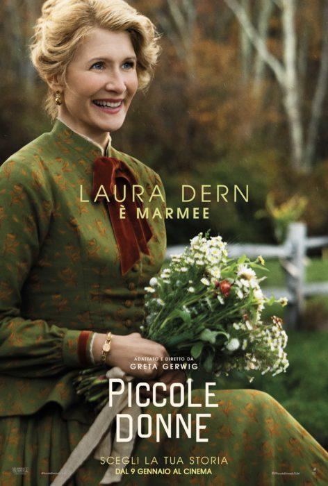 I characters poster italiani di Piccole Donne, il film di Greta Gerwig
