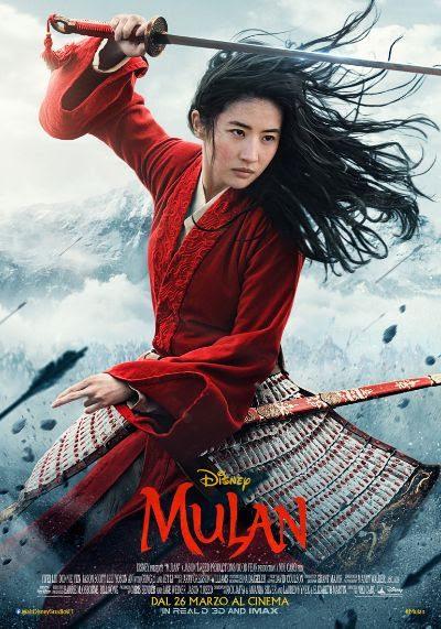 Mulan Poster Ita