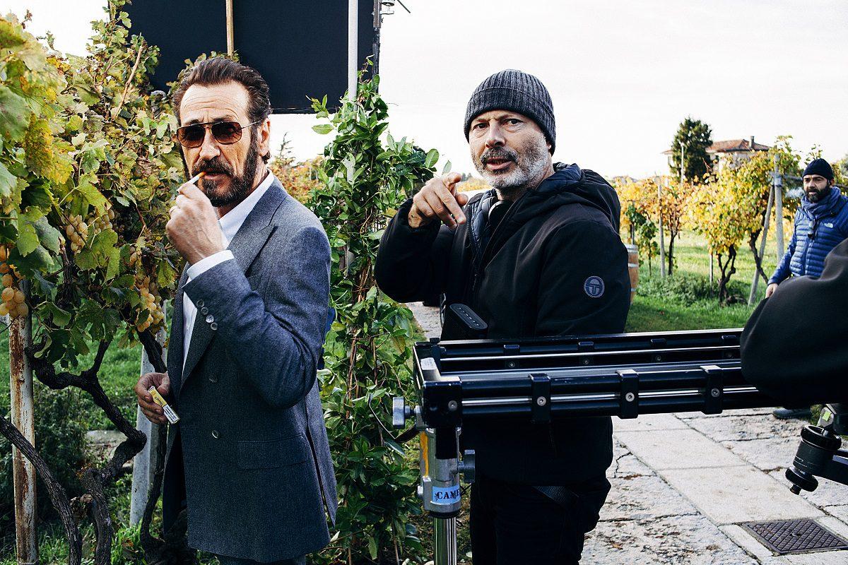 Villetta con Ospiti Film Set