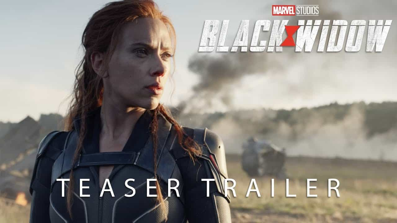 Black Widow Film Teaser Trailer