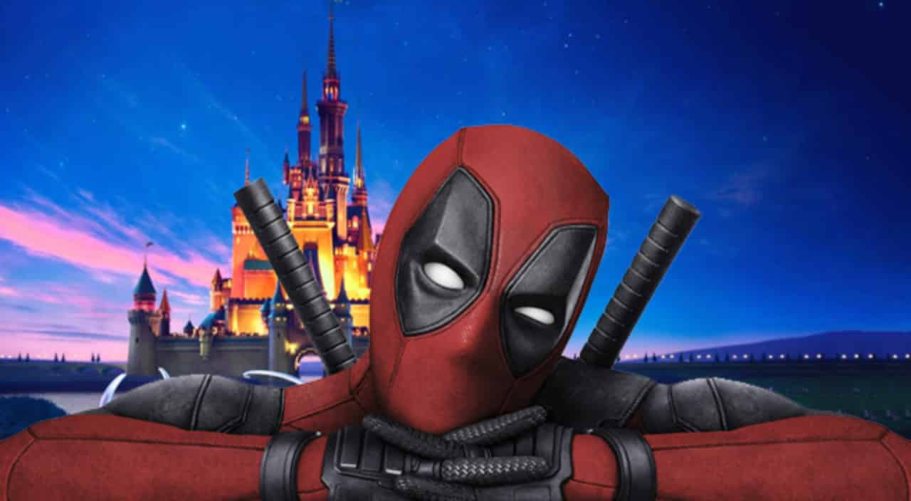 Deadpool Disney Marvel