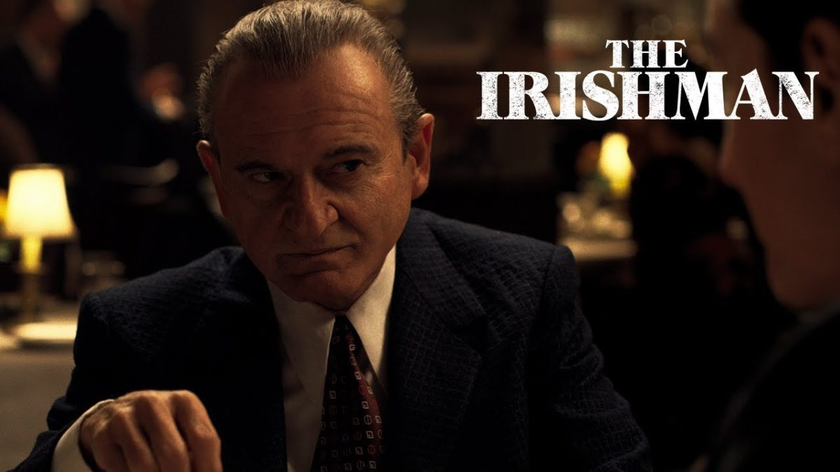 The Irishman Joe Pesci
