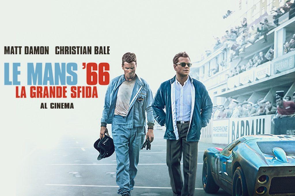 Le Mans 66 Banner film