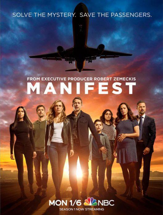 Manifest seconda stagione poster