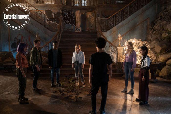 Le prime foto dal crossover di Cloak and Dagger e Runaways