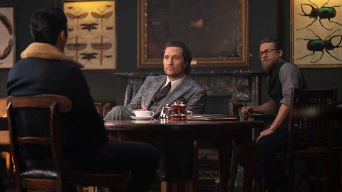 The Gentlemen Film