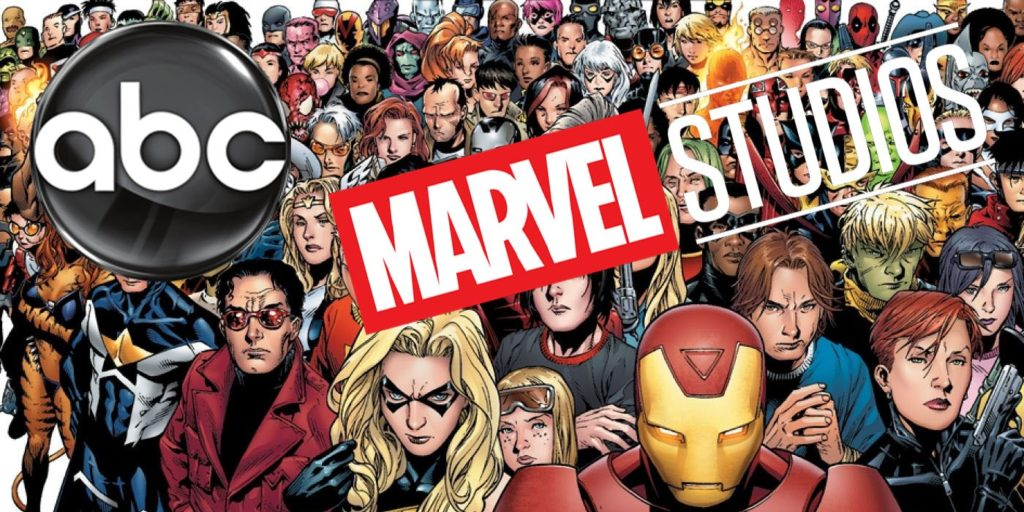 Serie tv Marvel ABc