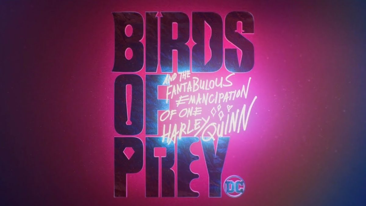Birds of Prey film recensione