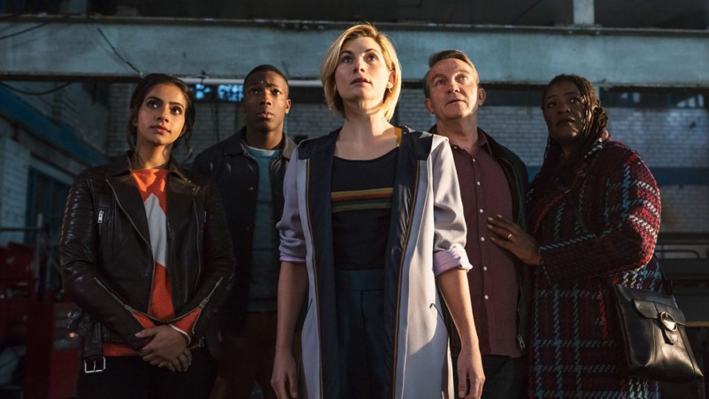Doctor Who 12 recensione