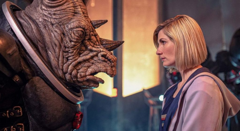 Doctor Who Stagione 12 - Jodie Whitaker