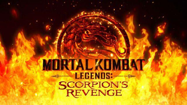 Mortalità Kombat Legends: Scorpion's Revenge