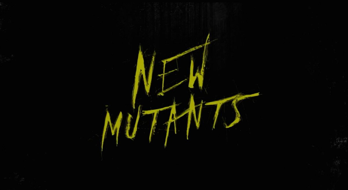 New Mutants film