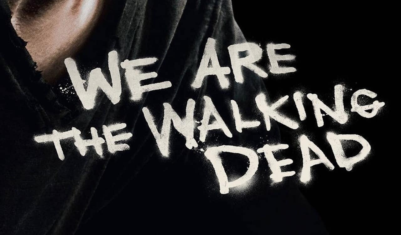 The Walking Dead 10 Banner