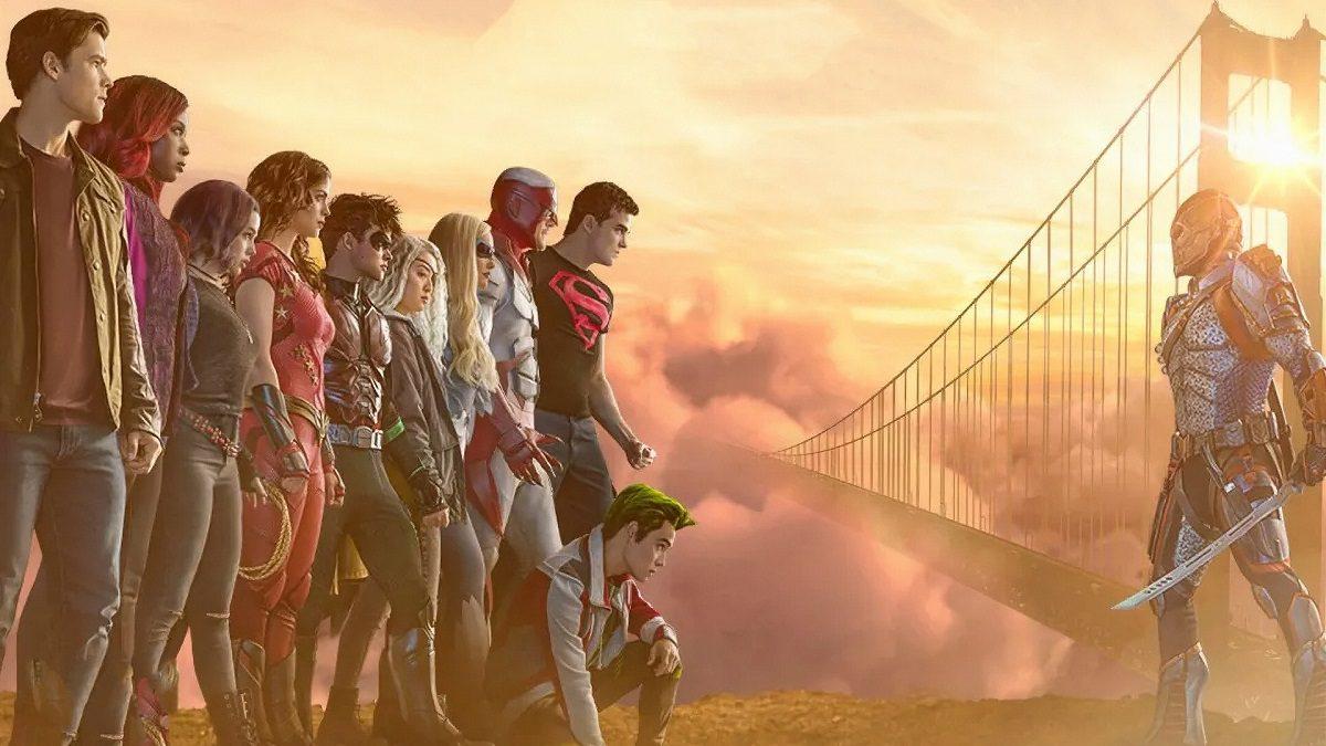 Titans Seconda Stagione Recensione