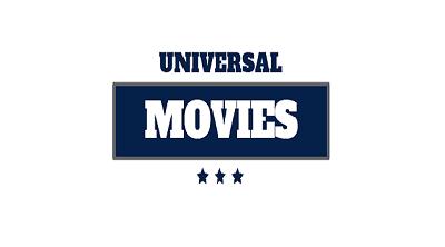 Universal Movies Logo Sidebar