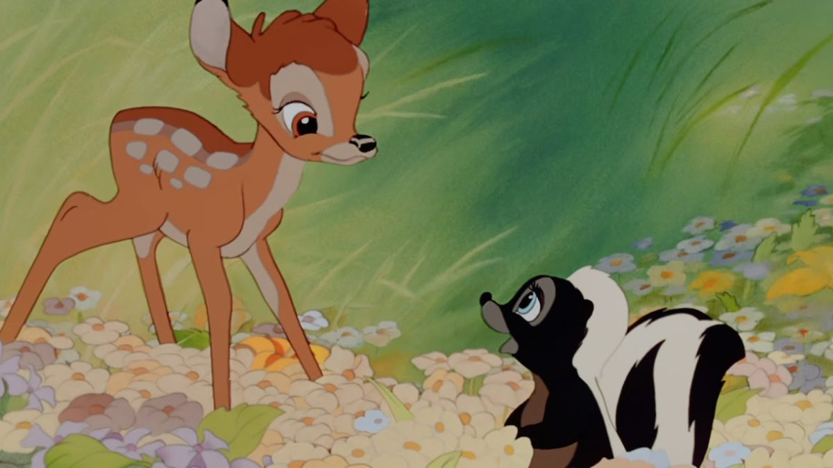 Bambi Film in Live Action