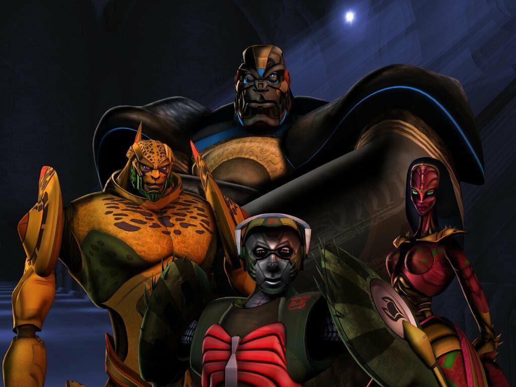 Beast Wars Transformers Saga