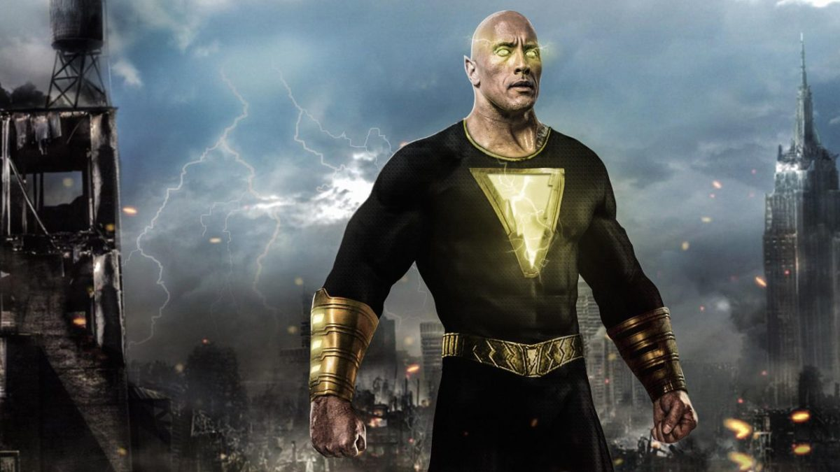 Black Adam Cinecomic