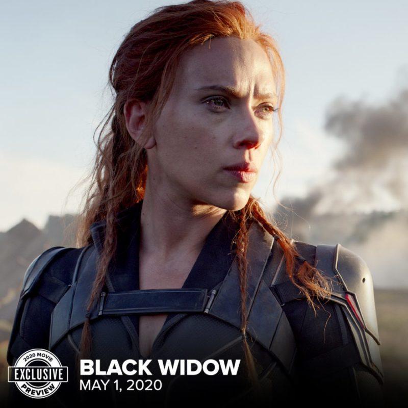 Black Widow Foto Fandango