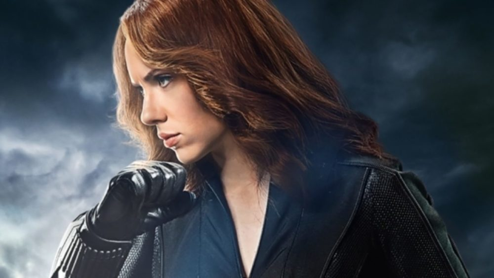 Black Widow Film - Marvel Novità