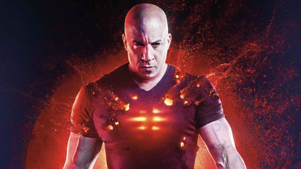 Bloodshot Film Vin Diesel